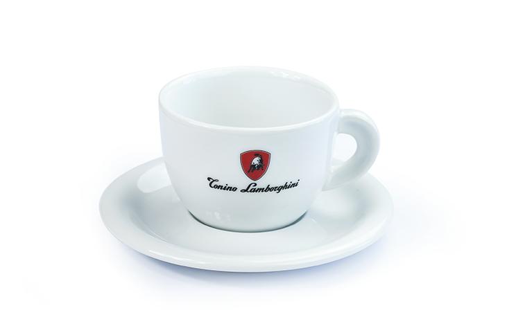 Šálka cappuccino